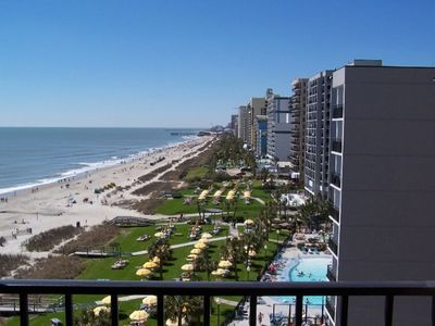Photo for Penthouse 4BR/4BA, Two Story, 6 Balconies.  Oceanfront w/ Great Views!!