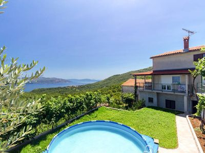 Photo for Apartment Johan  in Brsec, Istria - 5 persons, 2 bedrooms