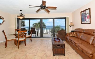 Photo for Firethorn 330 - 2 Bedroom Condo with Private Beach with lounge chairs & umbrella provided, 2 Pools, Fitness Center and Tennis Courts.
