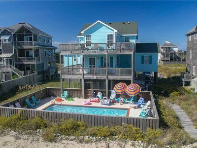 Photo for Look 'N Sea OCEANVIEW w/Htd Pool&HotTub, RecRoom, Pets