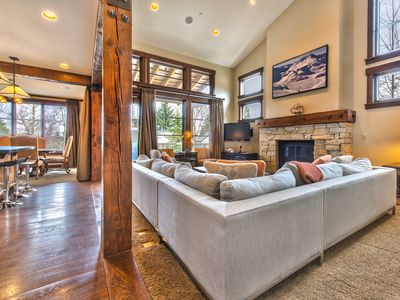 Photo for Ski-In/Ski-Out Silver Star Luxury. All the Style + Ultimate Resort Location & Amenities