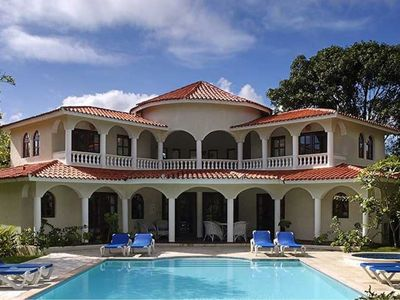 Photo for THE CROWN VILLAS -4BR- 8 GUESTS - PUERTO PLATA