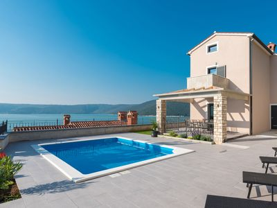 Photo for Large house near the sea with stunning views
