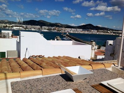 Photo for Fishermen's house in the historic center of Ibiza.