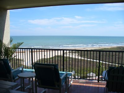 Photo for Updated Saida I-601 Beachfront Best OceanView in Padre! Washer/Dryer in condo!