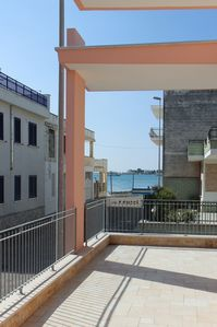 Photo for B & B Il Suono del Mare Verdeazzurra Suite with bathroom and two bedrooms