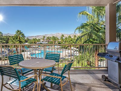Photo for 2 Bdrm resort unit available for Apr 25 - 28, 2019 Stagecoach music festival