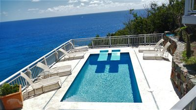 Photo for Southern Cross Villa, stunning ocean views, conveniently located