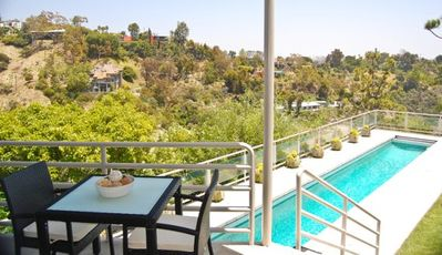Photo for Incredible West LA Hideaway With Pool, Hot Tub, Fitness Room - Near Getty!