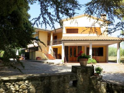 Photo for Apartment Residence Il Montaleo (CMT224) in Casale Marittimo - 6 persons, 2 bedrooms