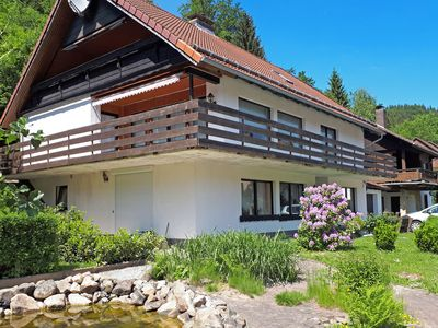 Photo for 1st floor apartment in the Harz with a covered balcony