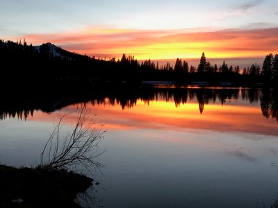 Photo for 'Lake Mary Getaway' A NEW hidden gem.
