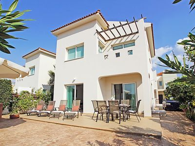 Photo for Paralimni Holiday Home, Sleeps 6 with Air Con and WiFi