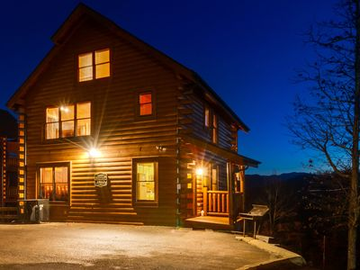 Photo for Misty Mountain | Recently Renovated | Spectacular Mountain Views | Game Loft | Hot Tub | Wifi