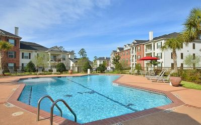 Photo for Pool View Beautiful 3 Bedroom/ 2 Bath Apartment