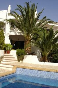 Photo for House with pool, sea views, for 4 people, fully equipped.