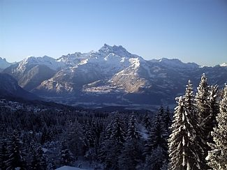 Photo for Apartment In Villars-Sur-Ollon, Alpes Vaudoise, Switzerland
