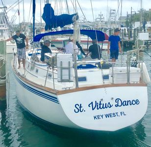 Miami Vice Sailboat Downtown Key West Private Small Charters