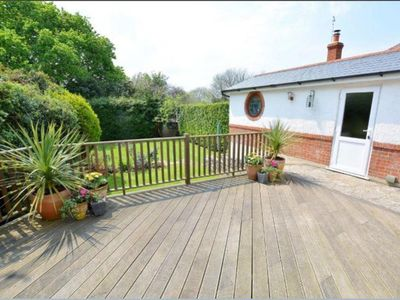 Photo for BOURNECOAST: STUNNING FAMILY HOLIDAY HOME - HB6127