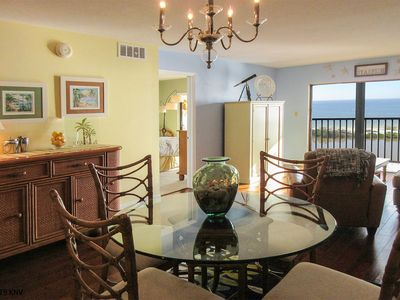 Photo for Terra Mar 906 Remodeled Beachfront Vacation Condo w/ Direct Gulf View! Heated Pool, Tennis, Elevator, WiFi