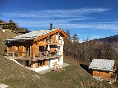 Photo for Chalet Les Masses, Foot of the slopes, Luxury 3 bedrooms