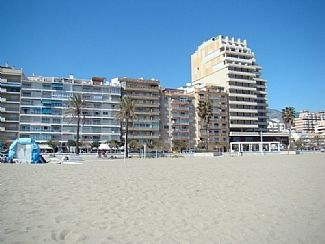 Photo for Fuengirola, Los Boliches  Beach Front Apartment