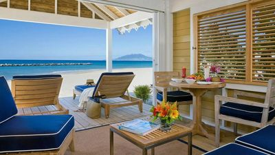 Photo for Ocean Edge - Luxury 4 bedroom Villa at The Four Seasons Resort in Nevis
