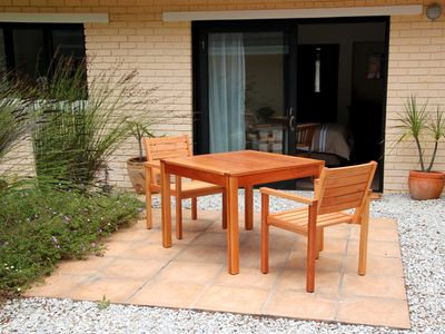 Photo for Private double room with pool in a quiet location in Knysna