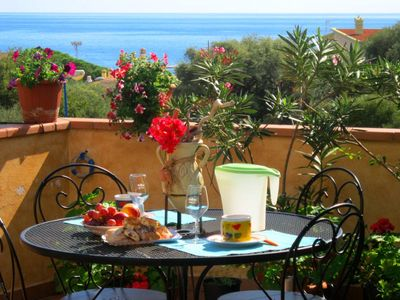 Photo for CALA-GONONE: WONDERFUL HOUSE WITH TERRACE IN AN AUTHENTIC SARDINIAN LANDSCAPE