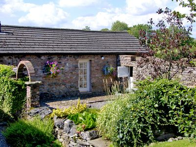 Photo for CHERRY TREE COTTAGE, pet friendly, with a garden in Soulby, Ref 2253