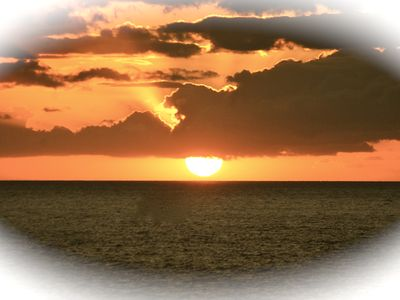 Photo for 180 Degree view of the ocean with magnificent sunsets  #J117 with private lanai