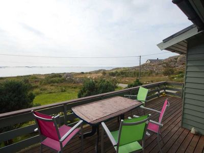 Photo for Holiday home with panoramic views of the Atlantic Ocean