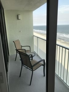 Photo for Newly Renovated Ocean Front Unit with Washer and Dryer included