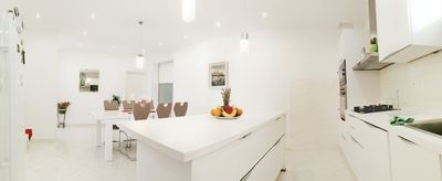 Photo for Modern Three Bedroom Apartment  Near The Center And Sea