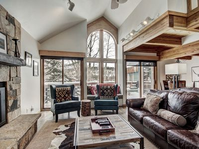 Photo for Chalet in Downtown Breckenridge - Hot Tub and Easy Mountain Access!