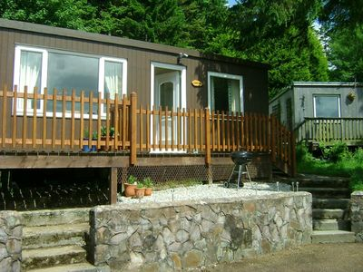 Photo for TREETOPS -2 Bedroom Chalet sleeps up to 5 persons