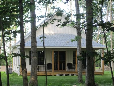 Photo for New! Chalet Style Cottage In The Heart Of The FingerLakes