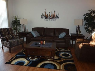 Photo for Main Floor; 2 Bedroom; 2 Bath with Waterscape View