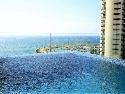Photo for SeaView Duplex With Privet Infinity Pool