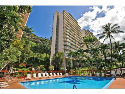 Photo for Best Value In The Islands - 15th Floor In Luxury Mākaha Highrise