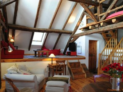 Photo for Le Monetier Les Bains: Beautiful apartment in Chalet