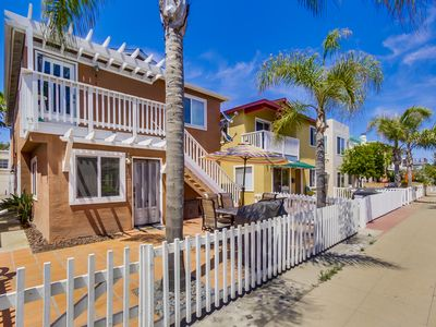 Photo for Great Patio - Steps from the Bay & the Beach!