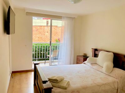 Photo for 3BR Apartment Vacation Rental in Medellin, Poblado