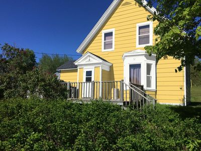Photo for New on the rental market! Beautifully Renovated Port Hood Beach House