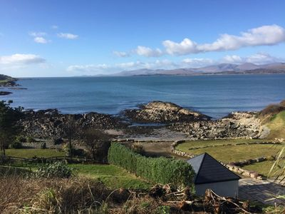 Photo for Cottage with stunning coastal setting 15 mins from Kenmare