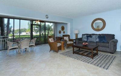 Photo for Firethorn 611 - 2 Bedroom Condo with Private Beach with lounge chairs & umbrella provided, 2 Pools, Fitness Center and Tennis Courts.
