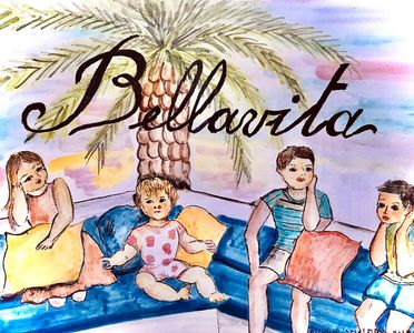 Photo for Villa Bellavita - An oasis of peace with a sea view