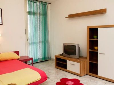 Photo for One bedroom apartment with balcony Petrčane, Zadar (A-17770-c)