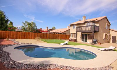 Photo for Coachella - BRAND NEW house with private pool and golf