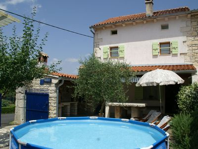 Photo for Traditional villa with private pool, secluded garden and convenient location